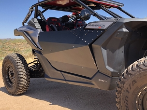 Can Am X3 Doors